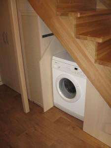zakrytí pračky